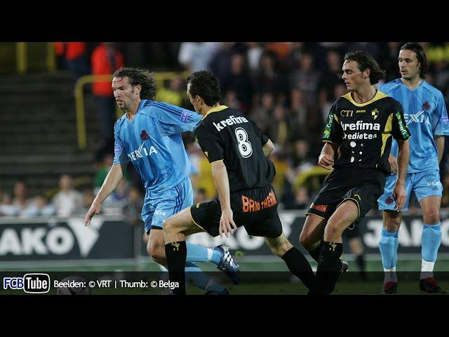 2005-2006 - Jupiler Pro League - 04. Lierse SK - Club Brugge 1-1