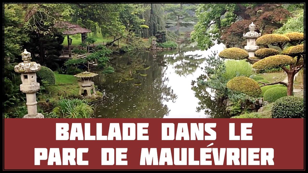Visite du parc oriental de maul vrier youtube for Le jardin oriental de maulevrier