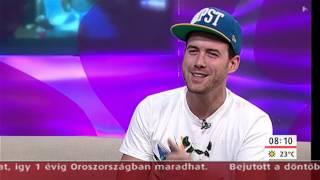 Fluor Tomi új klipje nem 5 forintból készült - tv2.hu/mokka