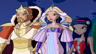 "Winx Club Season 3 Episode 8 ""A Disloyal Adversary"" RAI English HD"