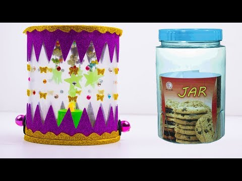 Best Use of waste Plastic jar craft idea | Best Out Of Waste Projects | A. Everything