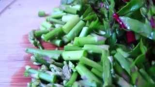 Garden Fresh Delicious Semi-raw Spring Mix Soup *vegan Friendly*