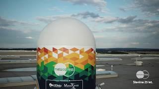 20. radar Meteopressu v Plzni