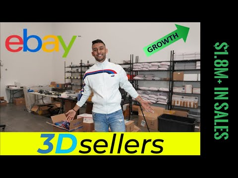 How Prince Patel, A Million-dollar EBay Seller Is Using 3Dsellers To Grow His EBay Business!