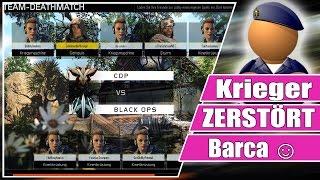 Black Ops 3: Krieger ZERSTÖRT Barca :D