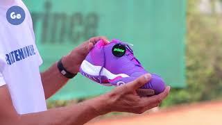 видео Кроссовки для большого тенниса
