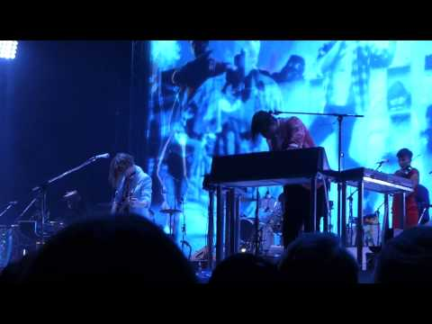 Arcade Fire, We exist (HD) live in London, Earls Court, 07/06/2014
