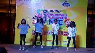 Modern dance SD St. Agustinus Bandung