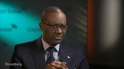 Credit Suisse CEO Says Volatility  Products 'Form a Useful Purpose'