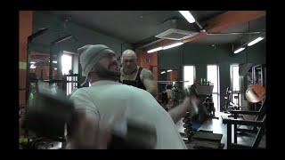 Чисто спорт на спорт_и_тачки vol.1.1 Полная тренировка рук. Натуральный тренинг