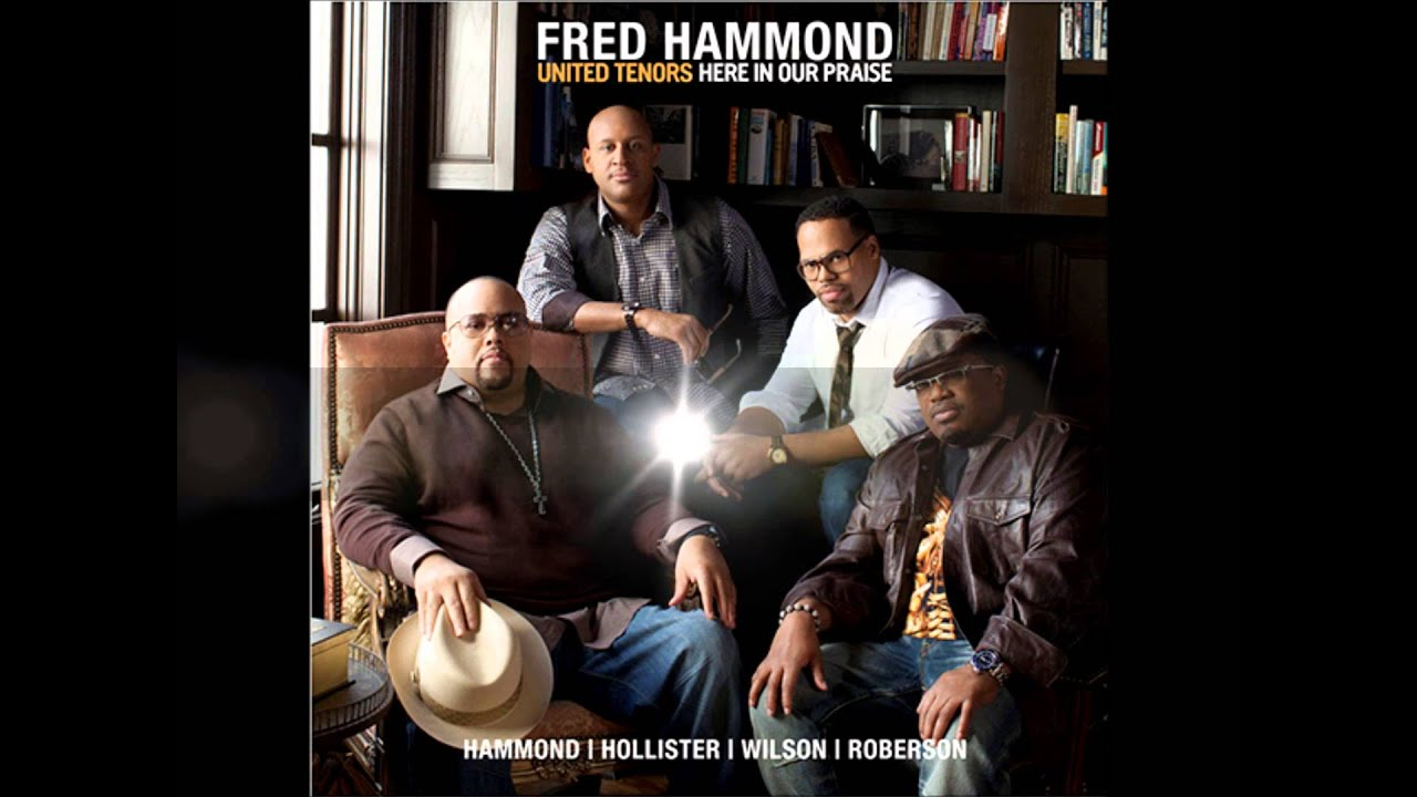 Meet Fred Hammond
