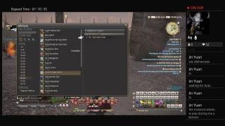Live PS4 [Final Fantasy XIV Online] Stormblood Patch 4.4 MSQ x Dailies Pt. 5