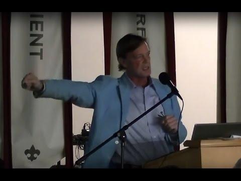 Dr Andrew Wakefield in Orem Utah 2015