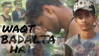 Qismat | waqt badalta hai | Qismat Ammy Virk Mp3| new song 2018 | 2 star boys | 2sb | afjal saifi