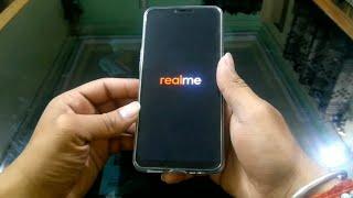 Realme C1 Factory Reset