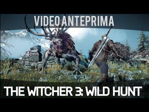 THE WITCHER 3 - VIDEOANTEPRIMA - GAMESCOM 2014
