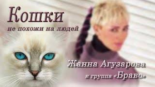 """""""Кошки"""" Жанна Агузарова и группа """"Браво"""". Красивые и милые котята для хорошего настроения."""