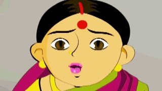 Chota Birbal – Machuaron Ka Lagaan – मछुआरों का लगान - Animation Moral Stories For Kids In Hindi