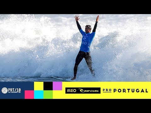 Day 2 Highlights - Heavy Moments from MEO Rip Curl Pro Portugal 2017