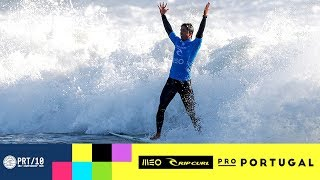 MEO Rip Curl Pro : Florence assure, Smith craque