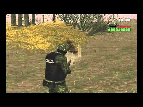 Trailer do filme Comando da Violência