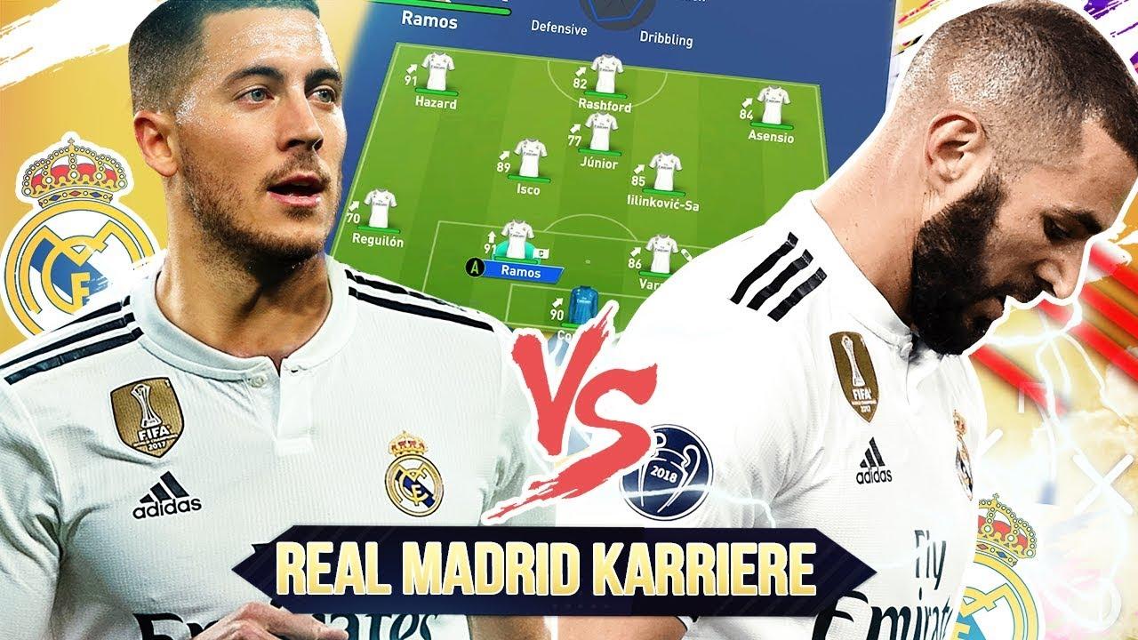 Real Madrid Kader 2021