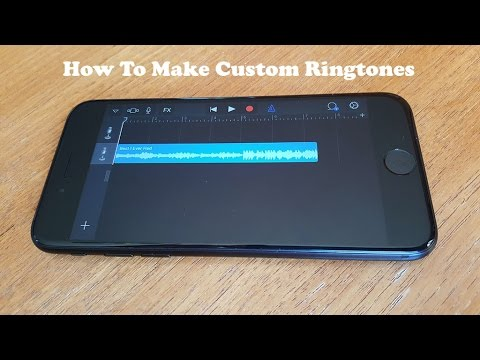 How To Make Custom Ringtones on IPhone 7 / Iphone 7 Plus No Computer No Jailbreak - Fliptroniks.com