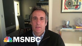Michael Cohen On Giuliani: 'He's Going To Get Stiffed' | The ReidOut | MSNBC