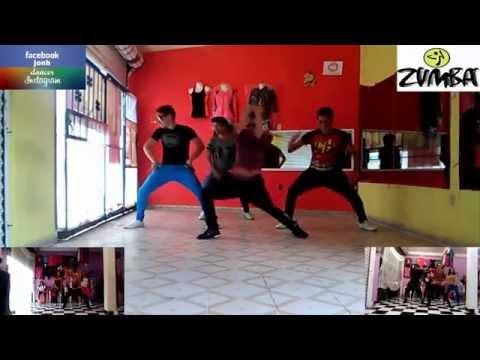 Jonh Dancer Zumba - Borro Cassette by Maluma
