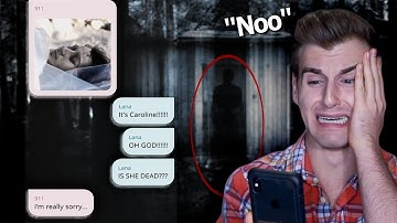 Girl Meets Guy Online - Creepiest Text Chat History (With Video)