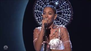 Solange Performs Cranes In The Sky On SNL