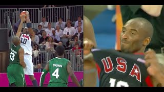 Kobe Bryant - Olympic Highlights 🇺🇸 (Offense)