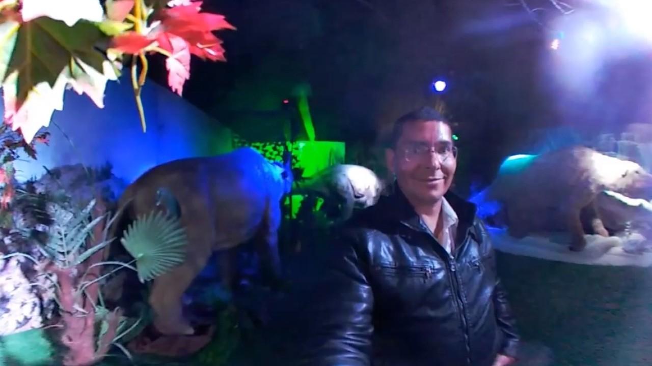 Parque Jurasico de Risa en 360° VR