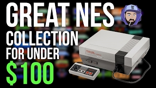 How To Build a GREAT NES Collection For Under $100 | RGT 85