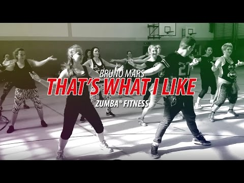 That's What I Like | Bruno Mars |  Zumba® Fitness by ionut