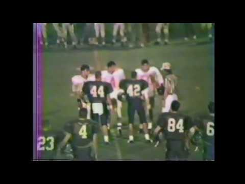 1992 Edmund Burke Academy Spartans at Windsor Academy Knights (football)