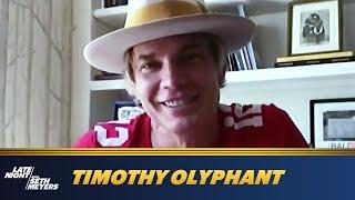 Timothy Olyphant Had A Bizarre Dream Where Donald Trump Was Steve Buscemi