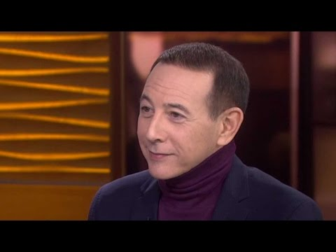 'Peewee Herman' Paul Reubens: 'Being the Villain Is More Fun'  TODAY