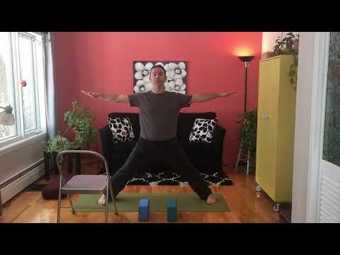 yoga et technique de respiration pour réduire le stress et l'anxiété