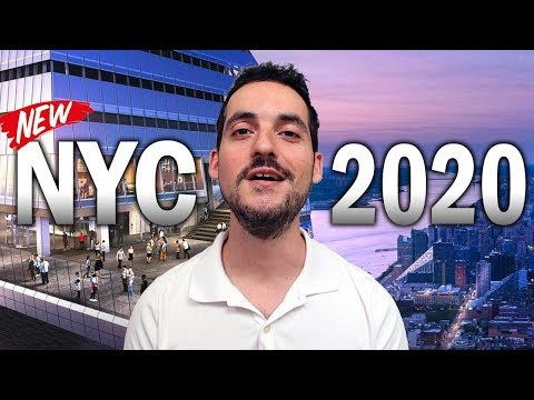 What's NEW In New York City In 2020 ? (Watch Before You Go) ! 🗽