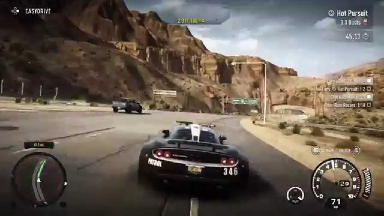 need for speed rivals hot pursuit loose ends ps4 youtube. Black Bedroom Furniture Sets. Home Design Ideas