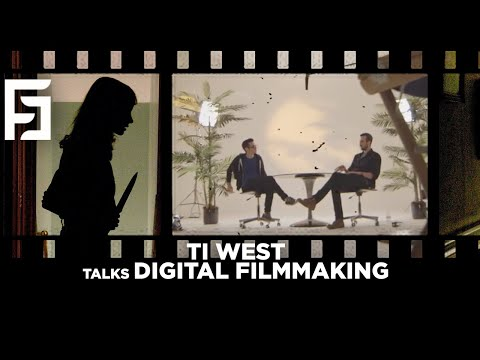 Ti West Talks with the Film Connection   Part 6 of 8