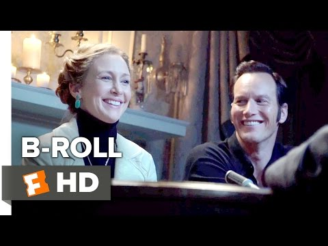 The Conjuring 2 B-Roll 2 (2016) - Vera Farmiga, Patrick Wilson Movie HD
