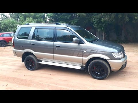 Second Hand Chevrolet Tavera Car Sales Sundhar Mind