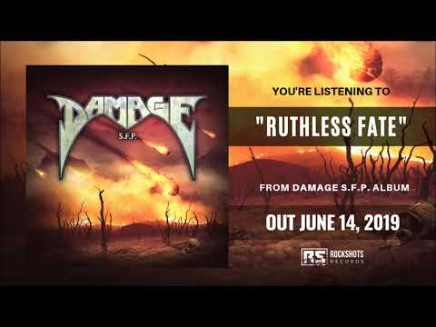 DAMAGE S.F.P. - Ruthless Fate (OFFICIAL AUDIO)