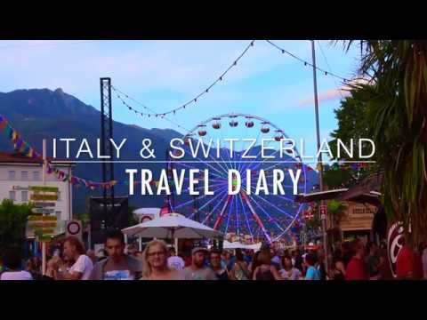 Italy & Switzerland Travel Diary | Andrea Margal