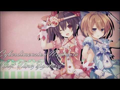 Cyberdimension Neptunia OST First Time Fantasy