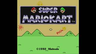 Yoshi is Special - Let's Play Super Mario Kart Part 7