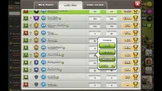 Clash of Clans Clan Verarsche : Evolution , mit Batu und meiner Schwester (Sophie) German/Deutsch