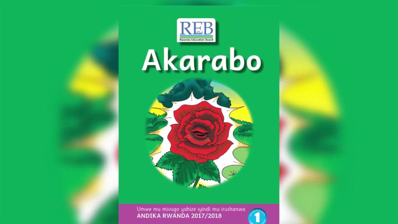 Download Akarabo - Gusoma igitabo mu ijwi riranguruye!
